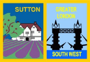 Greater London South West Scouts Badge